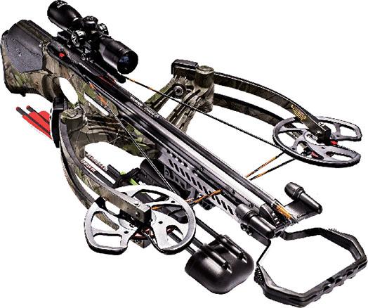 Reverse Limb Crossbows