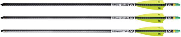 TenPoint EVO-X CenterPunch Alpha-Brite Carbon Arrows